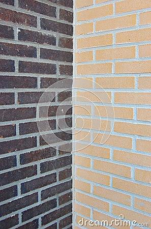 Two Brick Walls