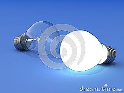 Two bulb