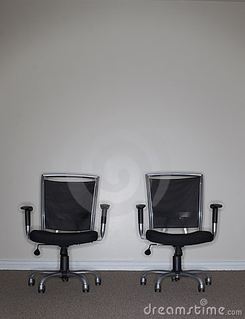 Two Business Chairs
