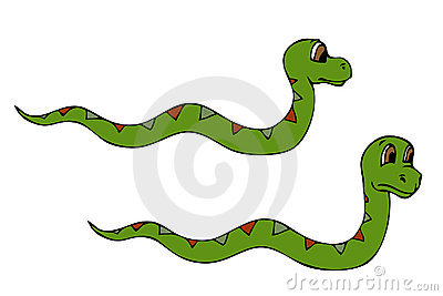 two cartoon snakes royalty free stock image image 3009846 clip art snakes and their nest of eggs clip art snakes and scorpions
