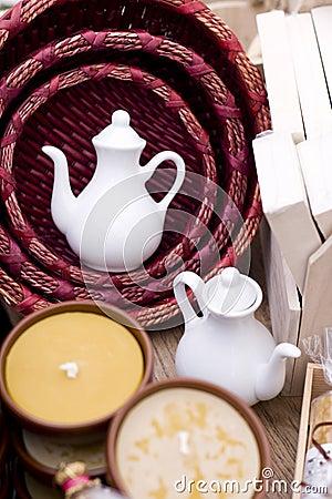 Free Two Ceramic Teapot Stock Image - 11816681
