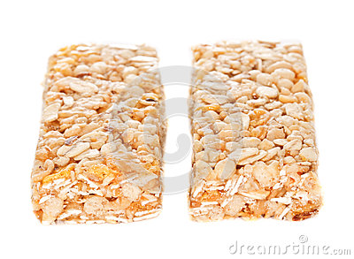 Two Cereal Bars