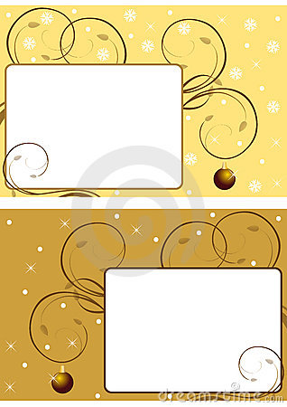 Two christmas frames 3