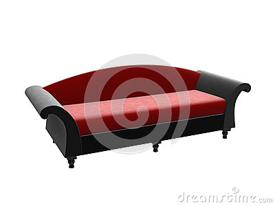 Two Colored Sofa