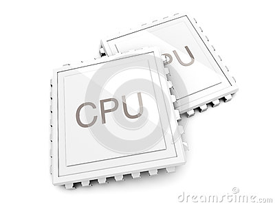 Two CPUs