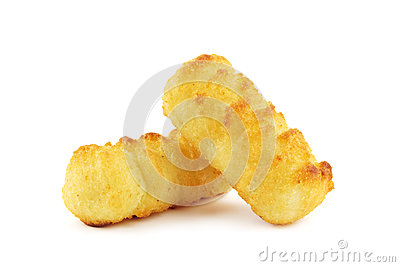 Two croquettes