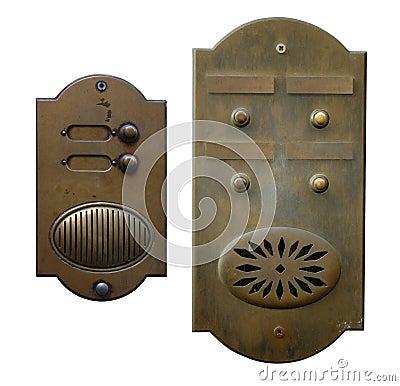 Two door bells