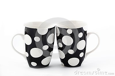 Two dot cups