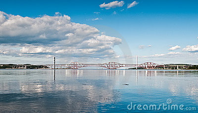 The two forth bridges
