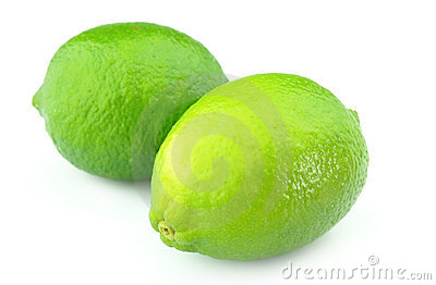 Two freash lime