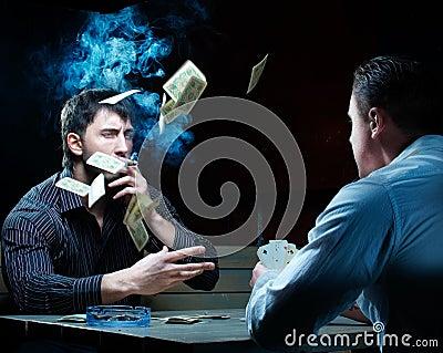 Two gamblers