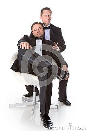 Two gentleman