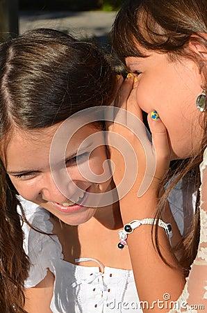 Teenage gossip