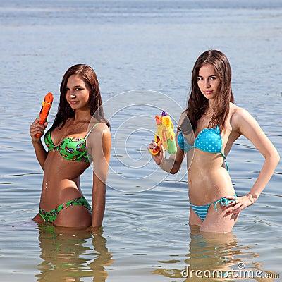 Hot redhead water jet orgasm - 2 9