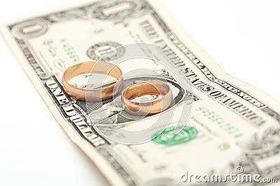 Two golden rings