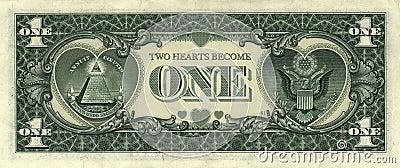 Dollar Hearts