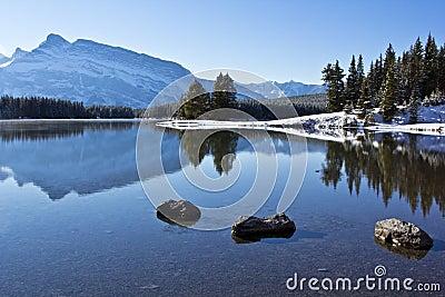 Two Jack Lake at Banff