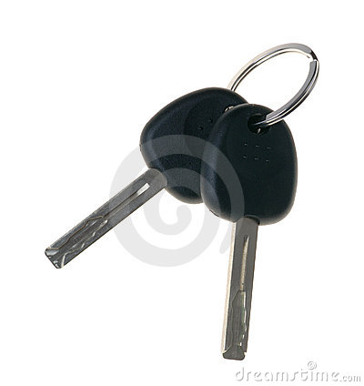 Free Two Keys From The Car Royalty Free Stock Photos - 4734048