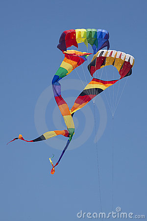 Free Two Kites Stock Images - 15068694