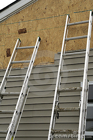 Free Two Ladders Stock Photo - 292140