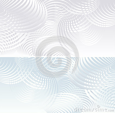 Two light Abstract background