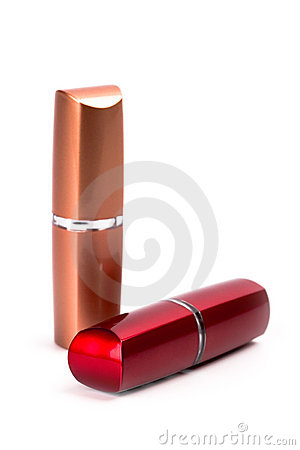 Two lipsticks
