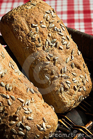Free Two Loaves Of Bread Stock Photos - 2729963