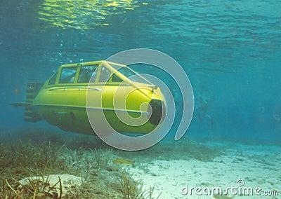 Two Man Wet Sub Yellow...