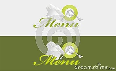 Two menu templates