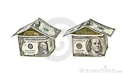 Two money houses