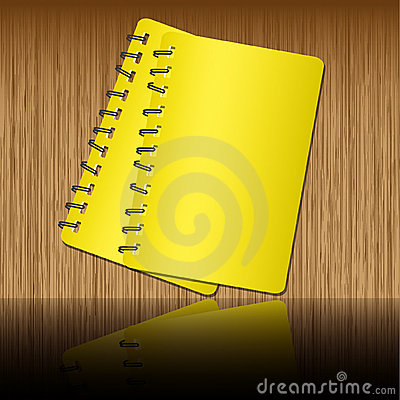 Two notebook