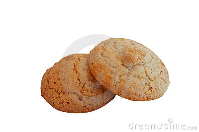 Two nut cookies