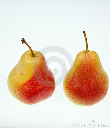Free Two Pears Royalty Free Stock Images - 14105959