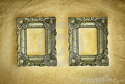 Two Picture Frame