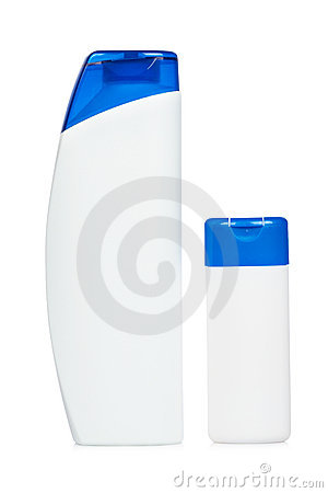 Free Two Plastic Bottle Stock Photos - 10327053