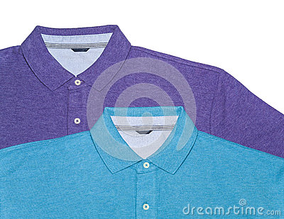 Two Polo Shirts (Horizontal)