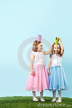Two princesses