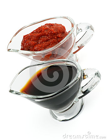Two Sauces
