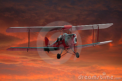 Two seater Tigermoth
