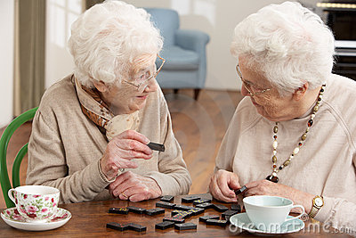 Home Care For Elderly Architecture