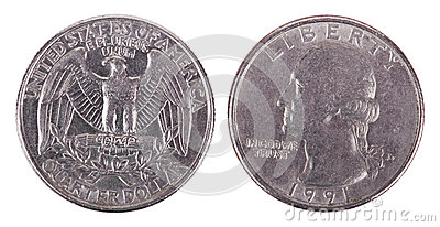 Isolated Quarter - Both Sides Frontal