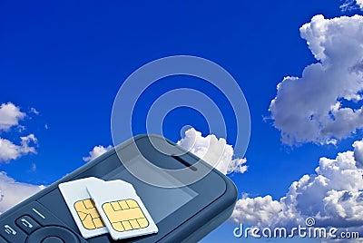 Two sim card.