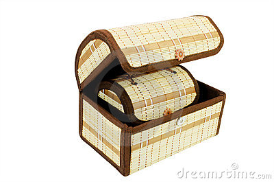 Two small chests of handwork
