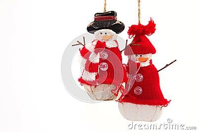 Two snowmen 2