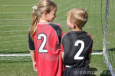 Two Soccer Twos