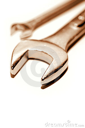 Free Two Spanners Stock Images - 6681874