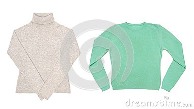 Two sweaters
