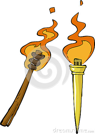Two torch