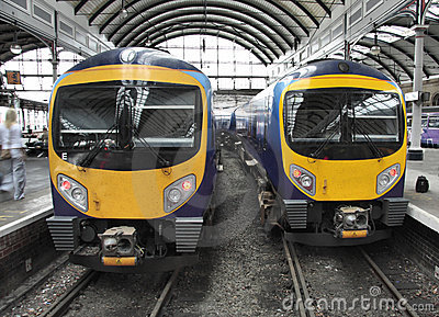 Two Trains