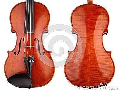 Two violin